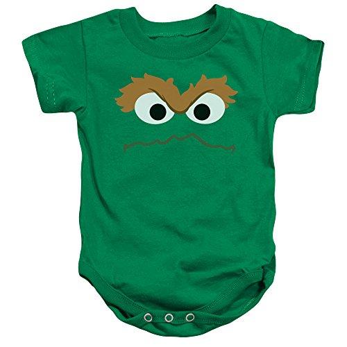 Sesame Street - Barboteuse - Bébé (garçon) - vert - 18 mois