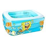 MGMDIAN Bañera plegable, bañera de inmersión, bañera portátil, bañera de plástico, bañera de hidromasaje, jacuzzi, bañera, piscina inflable for niños, piscina fácil, piscina infantil hinchable rectang