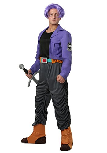 Adult Dragon Ball Z Trunks Costume Large