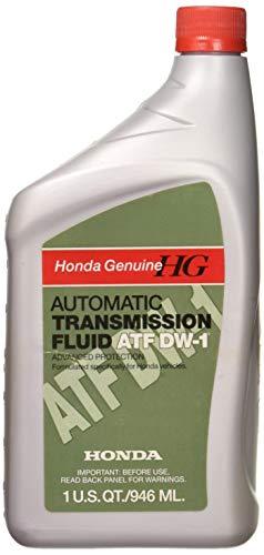 Genuine Honda 08200-9008 Automatic Transmission Fluid ATF DW-1 (ATF-Z1) 2 Quarts