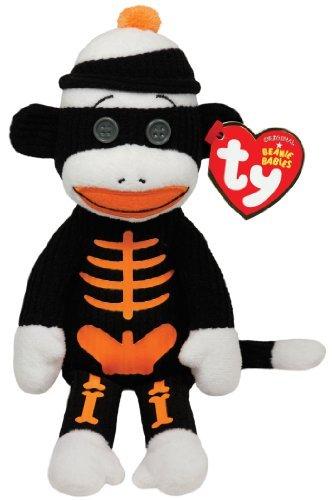 Ty Beanie Babies Tricks - Sock Monkey Skeleton by Ty Beanie Babies