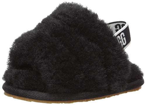 UGG baby girls Slide Slipper, Bl...