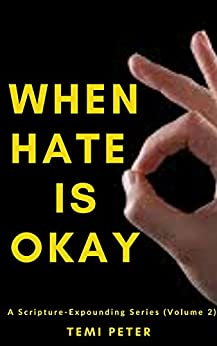 When Hate is Okay cover photo