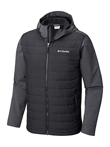Columbia Men's Oyanta Trail Hybrid Hooded Puffer Jacket (S)