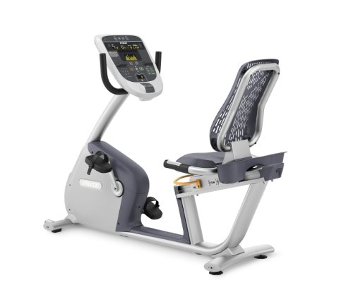 5. Precor RBK 835 Commercial Recumbent Bike