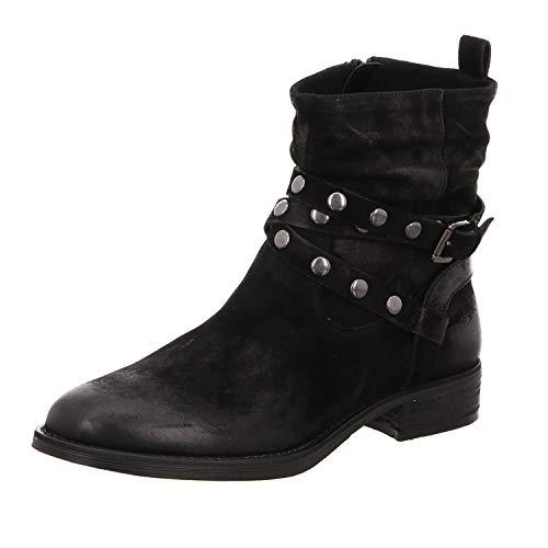 SPM Shoes & Boots Damen Stiefeletten 06099419 schwarz 553905