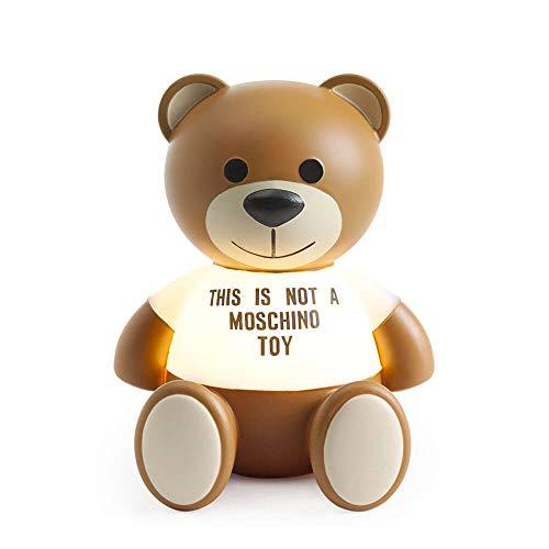 Kartell Toy lampada en forma de oso by Moschino