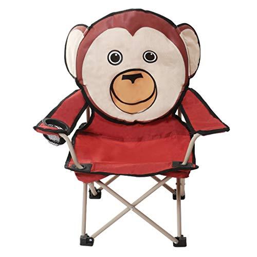 Hwt's Folding chair Silla Camping Infantil Dibujos Animados Silla Plegable Adecuada El...