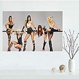 NOVELOVE Pussycat Dolls Musik Mädchen Gruppe Poster HD