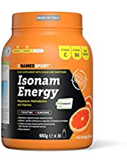 NAMEDSPORT Isonam Energy Orange - 480 Gr