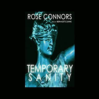 Temporary Sanity audiobook cover art