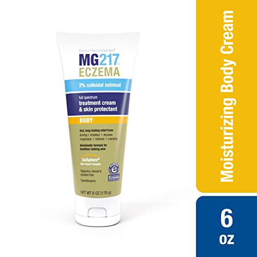 MG217 Eczema Body Cream