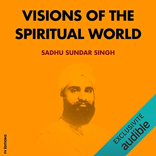 Couverture de Visions of the spiritual world