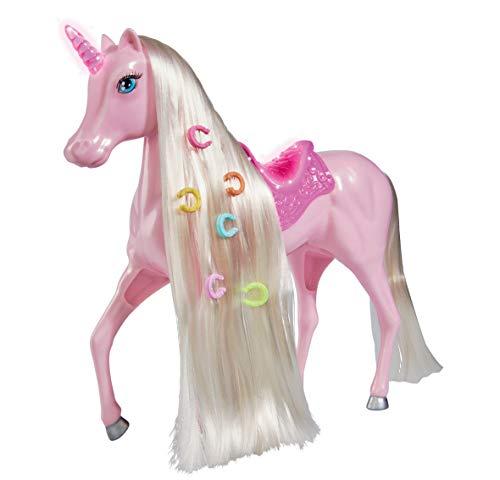 Unicornio de Steffi Love con luz (Simba 4663204)