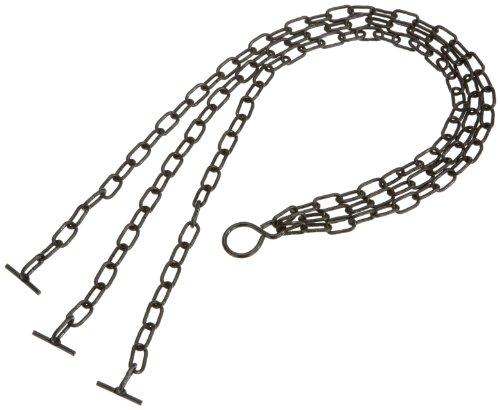 Emsa 507829 Vervangende ketting voor Siena Nobile hangschaal, 50 cm, metaal, zilver, Siena