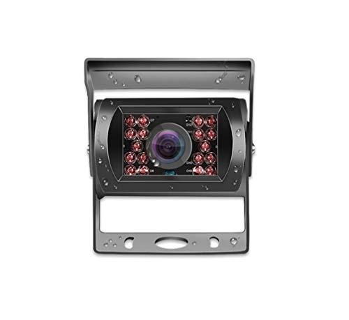 LWTOP AV Vue arrière Universal Bus Inversion caméra HD, Camion Aveugle Spot Vue arrière Voiture Infrarouge Surveillance Inversion Image