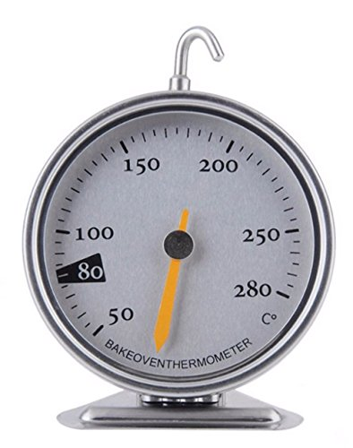 VDD Ofenthermometer Thermometer mit großer Anzeige