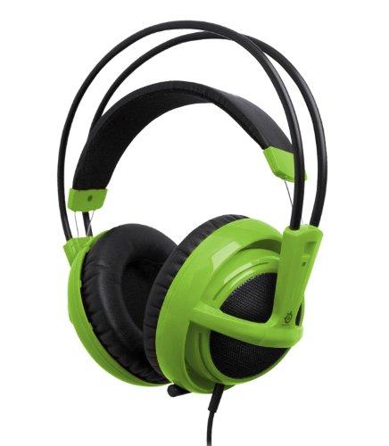 SteelSeries Siberia v2 Gaming Headset Grün