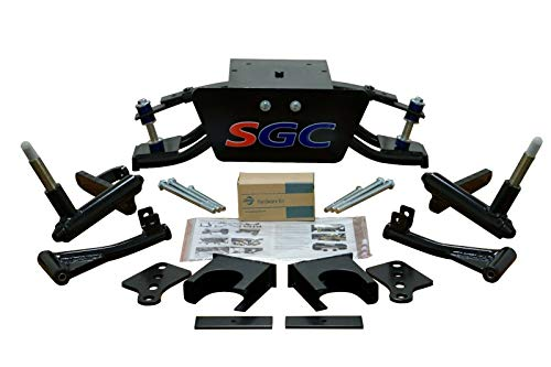 Smart Parts 6' Double A-Arm Lift Kit for Club Car DS 2004 & Up