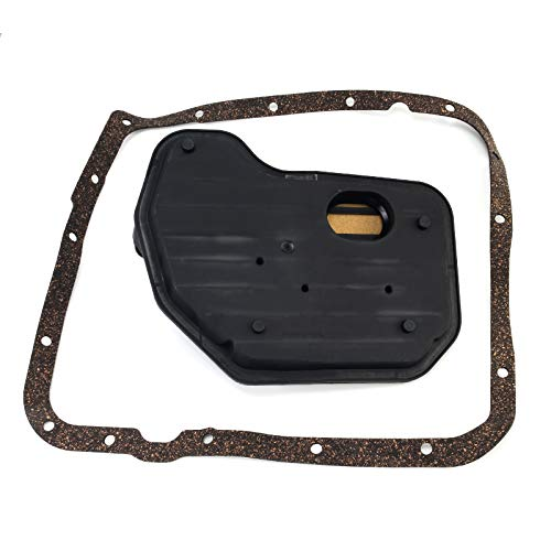 4L60E Transmission Filter+Gasket Kit Compatible with AcDelco 1998 & UP