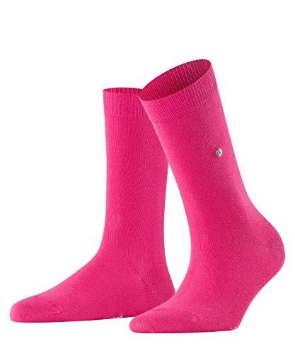 Burlington Damen Lady W SO Socken, 1er Pack, rosa (lotus 8587, 36-41