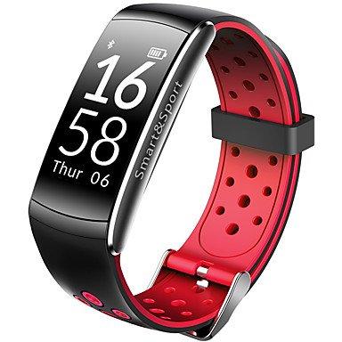 Lemumu Q8 Smart bracciale fascia cardio fitness Tracker braccialetto Bluetooth Monitor impermeabile Sport Smartband per Android IOS