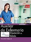 Auxiliar de Enfermería. Diputación de Toledo. Temario Vol. II.