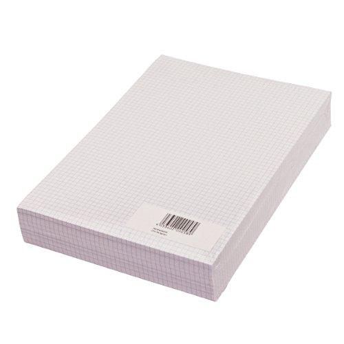 Office Line Kanzleipapier, 80 g, DIN A4/500 Blatt, kariert, Art.Nr.: 770058