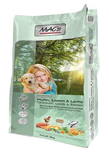 MAC\'s Puppy, 1er Pack (1 x 3 kg)