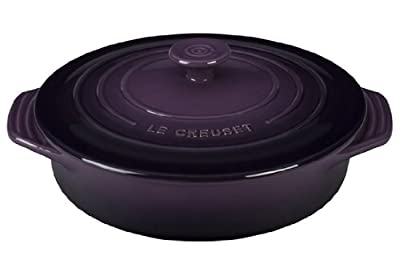 Le Creuset Stoneware Covered Round Casserole