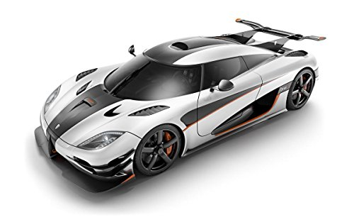 Gifts Delight Laminated 35x22 Poster: 2014 Koenigsegg Agera One 1 HD Car