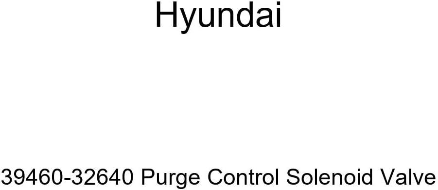 Genuine Hyundai Max 90% OFF 39460-32640 Purge Solenoid Valve Max 54% OFF Control