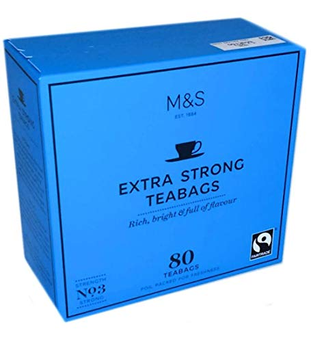 MS Tea Extra Strong (3pack) 250g by Marks & Spencer