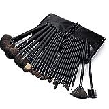 Moda Maquillaje Cepillos Cepillo Cosmético Cepillos Profesionales Set Portátil Cómodo Ma