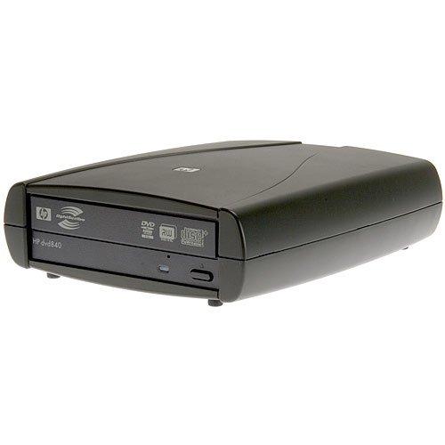Hewlett Packard HP 840VE Dual Layer External DVD Writer with LightScribe