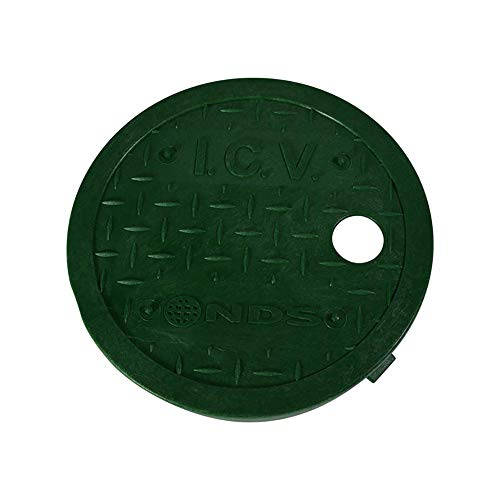Nds Econo D109-GLT6 Valve Box Cover Grn 6', Green