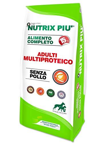 Nutrix Più Multiproteico Senza Pollo - 15 kg