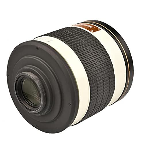 Lente de espejo de teleobjetivo de 500 mm F6.3 Compatible con la fotografía de la distancia de Nikon Ultra-Long Lenspopular y robusta