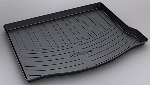 Auto Tappetini Bagagliaio per Ford Focus Hatchback Mk3 2011 2012 2013 2014 2015 2016, Vasca Baule Fodera Tappeto Protezione Impermeabile Interna Modifica Accessori