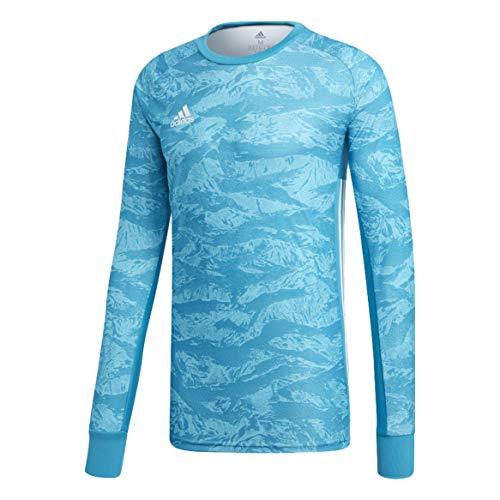 adidas AdiPro 18 Goalkeeper Jersey - Men's Soccer XL Bold Aqua