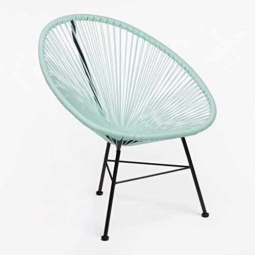 SKLUM Chaise New Acapulco Vert Aquamarine - (Plus de Couleurs)