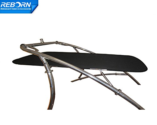 Reborn wakeboard tower bimini PRO1580 Black canopy