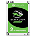"Seagate BarraCuda 3.5"" 2TB 内蔵ハードディスク HDD 6Gb/s 256MB 7200rpm ST2000DM008 (整備済み品)"