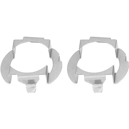 1 Paar H7 Led Scheinwerfer Lampenfassung Halter Scheinwerfer Adapter Halteklammer Auto