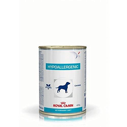 ROYAL CANIN - Hypoallergenic Gr. 400 Dog Umido