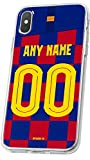 MYCASEFC PHONE CASE BARCELONA Wiko Birdy FOOTBALL