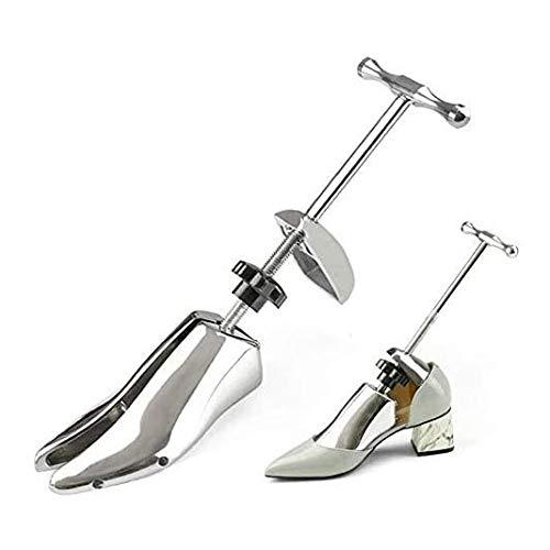 SJYSD-Bath Mat El extensor del zapato del metal, los zapatos grandes de la aleación de aluminio, extienden