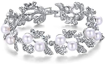Prom flower bracelet _image1