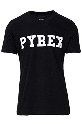 Pyrex 18IPB34200, Maglia unisex jersey, nero, L