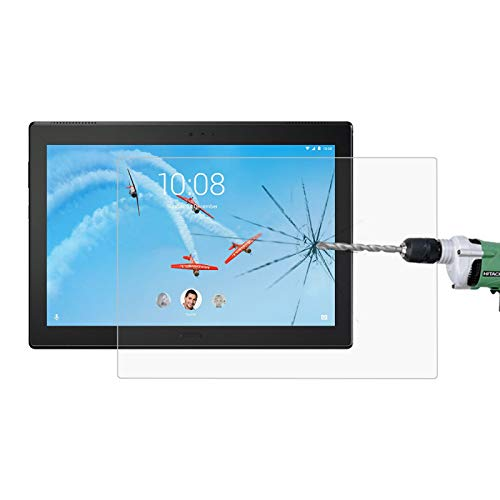 YEYOUCAI For Lenovo TAB 4 10 Plus 0.3mm 9H Hardness Tempered Glass Screen Film